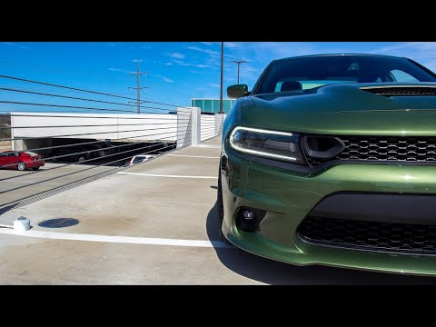The 2019 Scat Pack Charger is a 485HP Value!