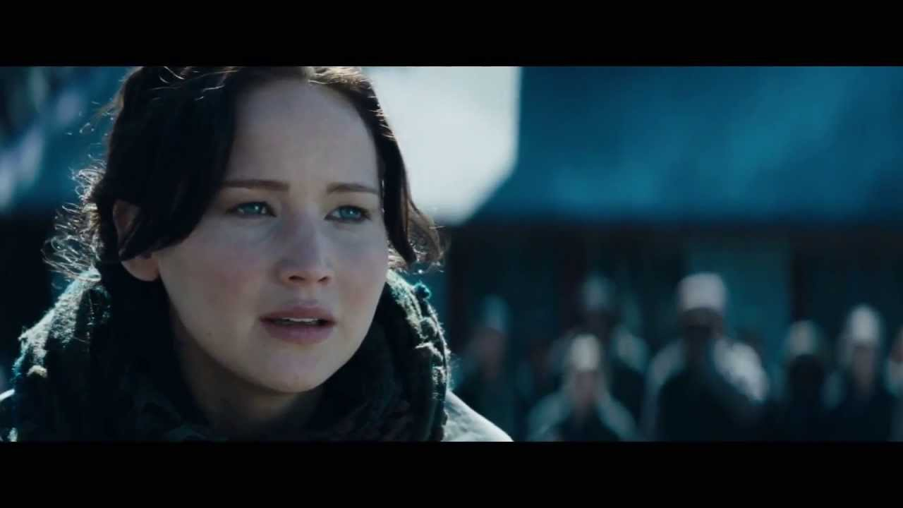 Watch The First Teaser Trailer For Hunger Games