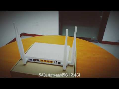 4GE+WIFI GPON ONU ONT for FTTH,Ont Device Manufacturers