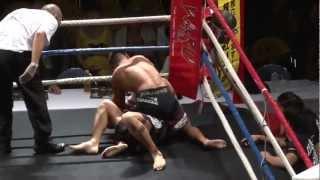 (7.7.2012 ディファ有明 第7試合) WARU下克上 -70kgワル日本一決定ト...