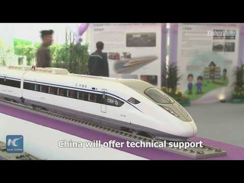 Thai cabinet approves high-speed rail line that connects with China