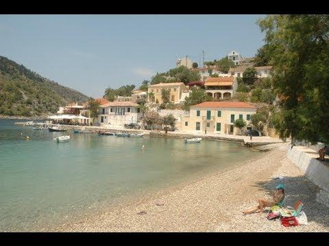 Kefalonia (Cephalonia) in the Greek Islands Greece HD