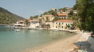 Kefalonia (Cephalonia) in the Greek Islands Greece HD