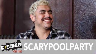 B-Sides On-Air: Interview - Scarypoolparty aka Alejandro Aranda Talks Nine Inch Nails, American Idol