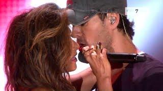 Download Enrique Iglesias, Nicole Scherzinger - Heartbeat (LIVE HD) Mp3 and Videos