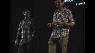 Televisión Ciudadana | Jalal Dubois & Rodrigo Padilla | TEDxQuito