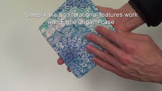 Fintie Kindle Oasis Origami Case