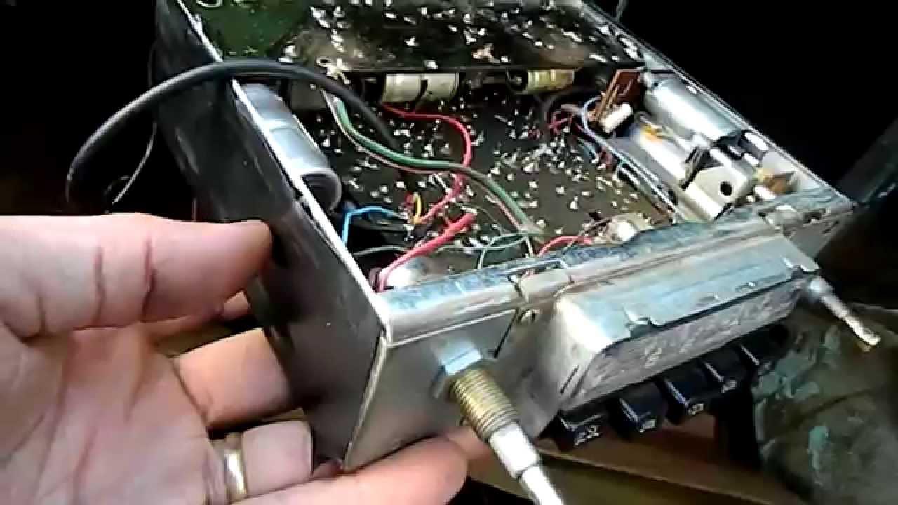 Fa a voc mesmo tutorial como instalar sa da auxiliar no r dio antigo de seu carro youtube - Instalar puerto usb en coche ...