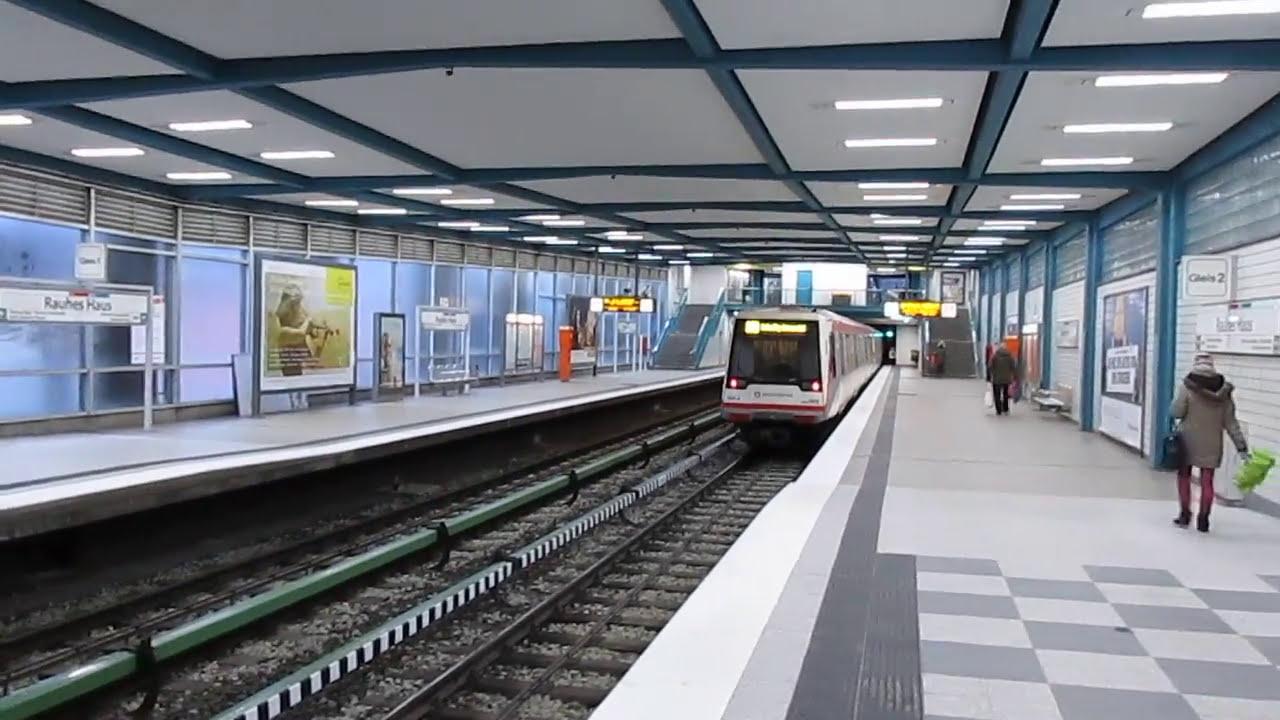 U Bahnhof Rauhes Haus Hamburg