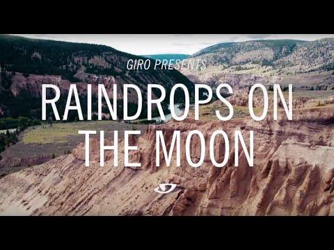 Raindrops on the Moon