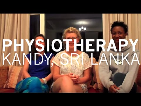Physiotherapy electives in Sri Lanka with Work the World