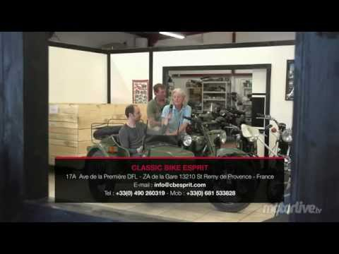 classic bike esprit moto services youtube. Black Bedroom Furniture Sets. Home Design Ideas