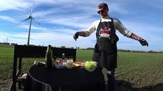 Как нельзя готовить салат Цезарь