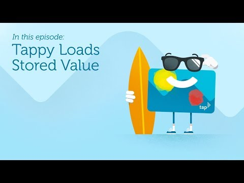 Tappy Loads Stored Value