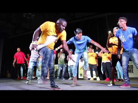 Level x Mouse - I Bet U Won't LIVE PERFORMANCE ft Famous Amos