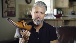 My Shoe Collection - Shoes Men Need In Your 40's