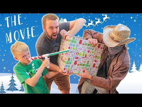 The Bandits Steal Christmas The Movie!