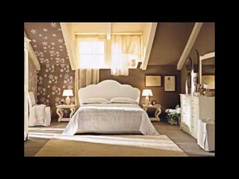 Simple bedroom decorating ideas country style