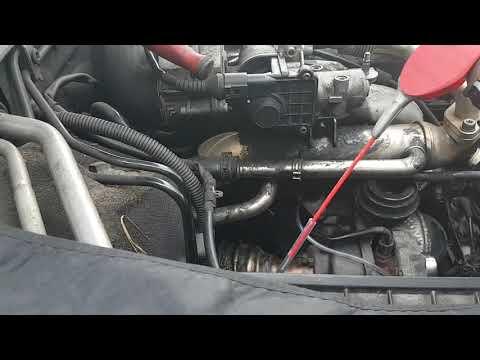 Turbo Vane Cleaning ~ Audi A4 B7 1.9TDI