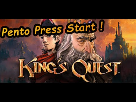 Pento Press Start : King's Quest Chapitre 1