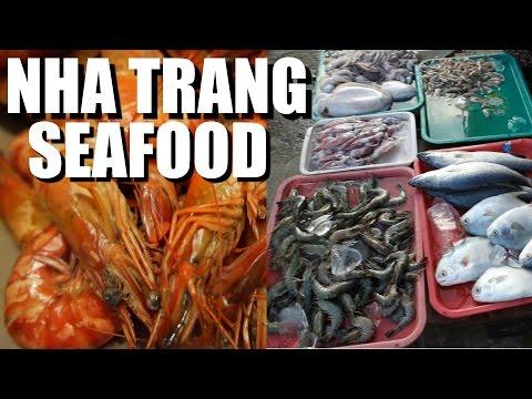 Cooking Fresh Seafood in Nha Trang, VIETNAM 2016 (KYLE'S KITCHEN)