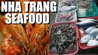Cooking Fresh Seafood in Nha Trang, VIETNAM 2016 (KYLE'S KITCHEN)