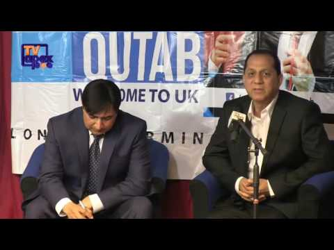 Syed Bilal Qutab Lecture on  The Opportunity of Integration, Values & Moderation in  London