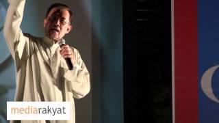 Anwar Ibrahim: Ceramah Perdana Alor Setar 02/09/2012 (Part 1/2)