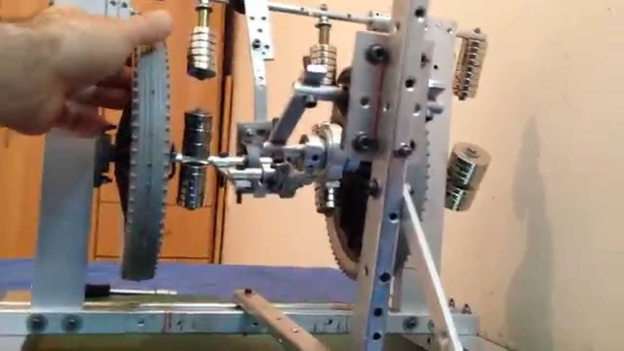 Neodymium Magnet Arm This Machine Is Not Free Energy Or Perpetual Motion Youtube