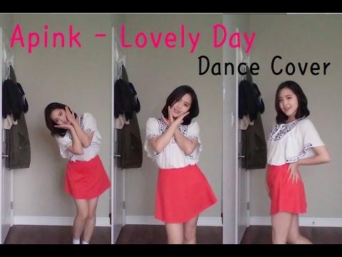 ♥에이핑크-러블리데이 댄스커버♥Apink-Lovely day dance cover♥