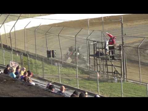 Skagit Speedway, Dirt Cup 2017 Thrills and Spills