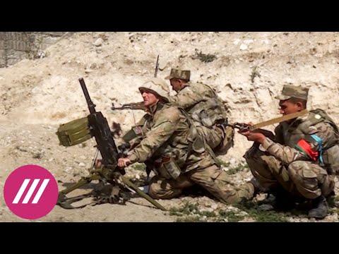 «Это полномасштабная война». Вице-спикер парламента Армении о ситуации на карабахском фронте