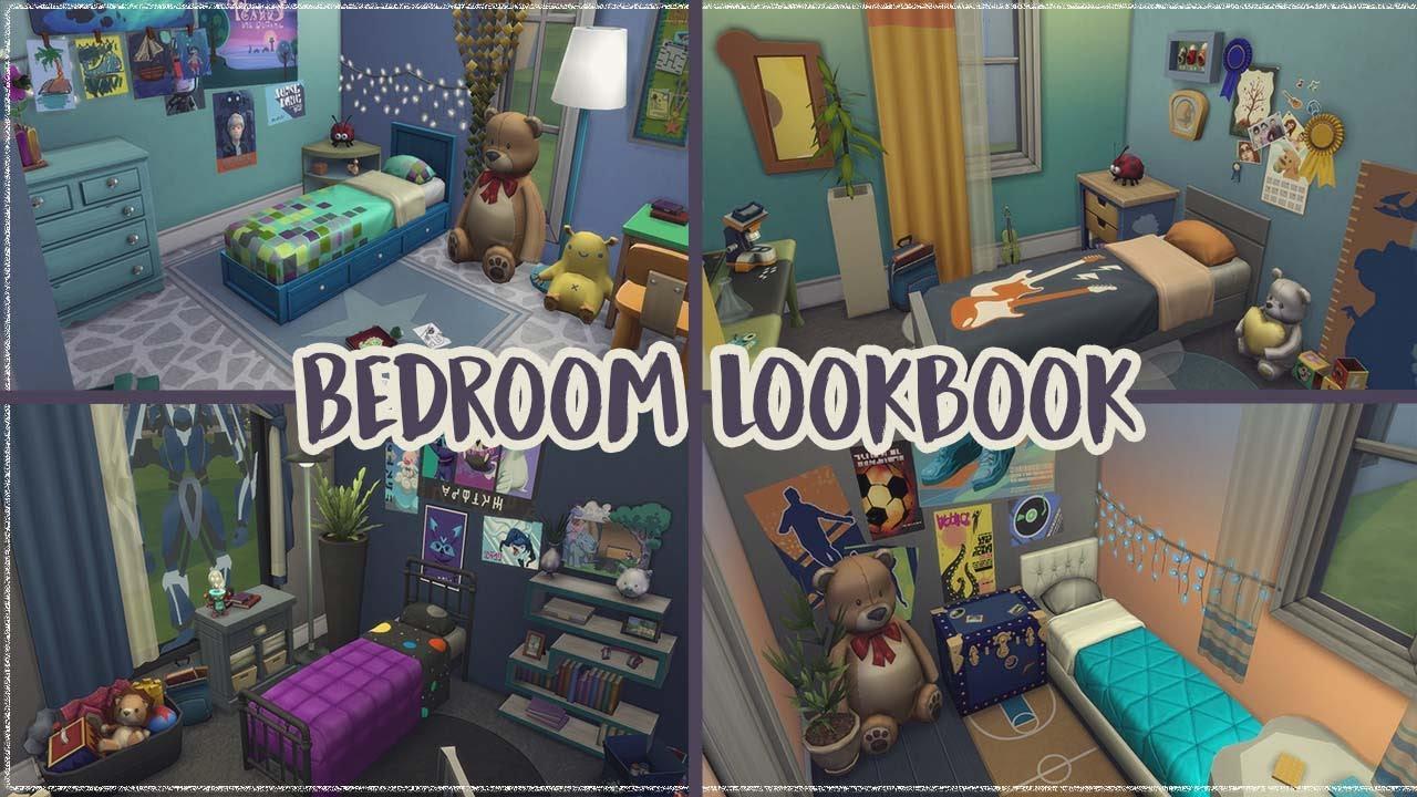 The Sims 4 Room Ideas