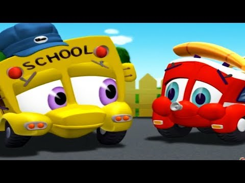 Finley The Fire Engine | Training Day | Full Episode | Cartoons For Kids 🚒