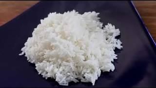 How To Cook Basmati Rice Using The Absorption Method
