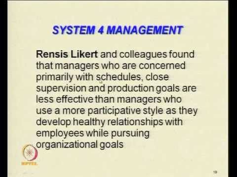 Mod-02 Lec-24 Total System Intervention & Stabilizing Change Management