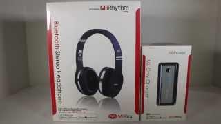 Miikey MiiRhythm Bluetooth Headphones Review
