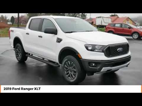 2019 Ford Ranger XLT New T8163