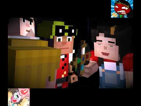 M&K Minecraft StoryMode 3 4 My Old Enemy Stairs
