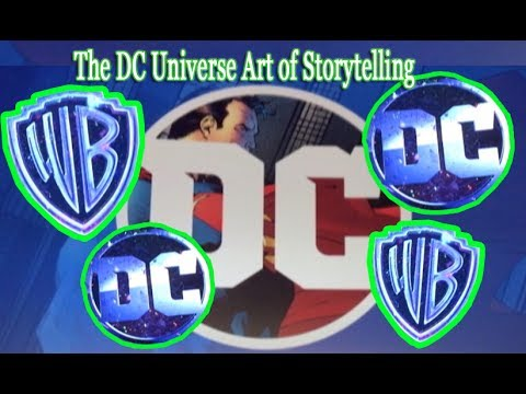 AT&T SHAPE 2017  | The DC Universe Art of Storytelling | Jim Lee