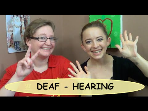 dating deaf guy