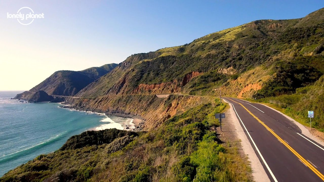 Take a magical road trip on California's Highway 1