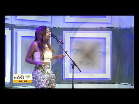 Moneoa's performance on Morning Live