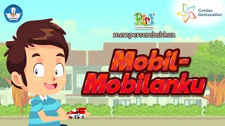 Kreatif - Mobil-Mobilanku - Seri Cerdas Berkarakter