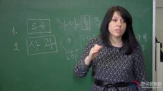 1 уровень (5+8 урок - 1 часть) ВИДЕОУРОКИ КОРЕЙСКОГО ЯЗЫКА