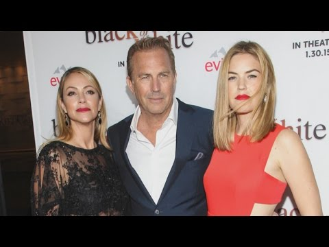 Kevin Costner's Stunning Daughter Steals the Show at 'Black or White' Premiere