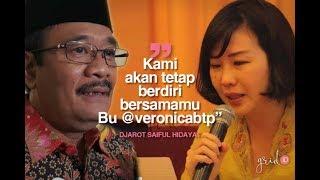 Veronica Tan S3l1ngkuh Djarot Saiful Hidayat Ungkap Rahasia Istri Ahok yang Bikin Melongo