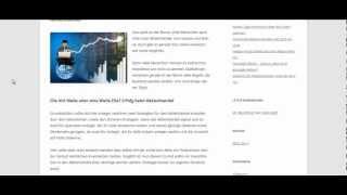 Aktienhandel --  verschiedene Strategien