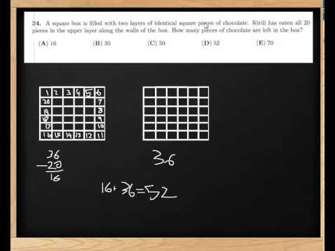 2013 Math Kangaroo Levels 1 & 2  Question  24