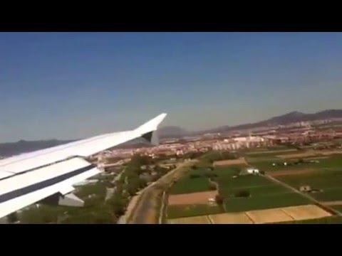 spain landing